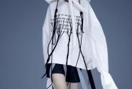 西安工程大学服装与艺术设计学院在京举行时装发布会