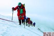 43年五登珠峰,无腿老人终圆梦