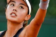 网球——法网:王蔷晋级第三轮