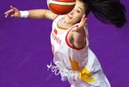 (亚运会)篮球——女子小组赛:中国胜泰国