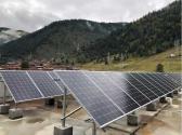 4000米高原上的爱:光伏电站点亮四川甘孜藏区学校