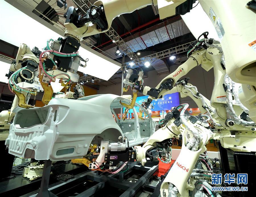 (新华全媒头条·图文互动)(2)共享中国机遇 共创美好未来——聆听首届中国国际进口博览会上的开放发展奏鸣曲