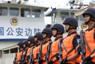 第76次中老缅泰湄公河联合巡逻执法启动