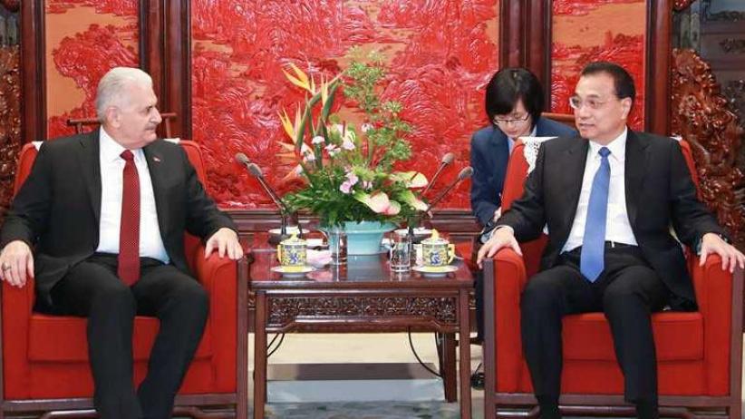 李克强:推进中土重点领域合作取得新进展