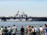 秀实力!俄罗斯海军在黑海演练意在威慑北约?