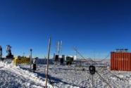 我自主研制的近红外天光背景测量仪在南极投入运行