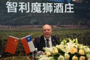 智利驻华大使:看好智利葡萄酒在中国市场表现
