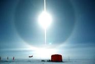 我国首次测到南极冰穹A地区夜间大气视宁度