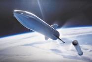 """從""""獵鷹1""""到""""大獵鷹"""" SpaceX火箭真能飛到火星?"""