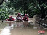 南方8省份持续强降雨已致88人死亡