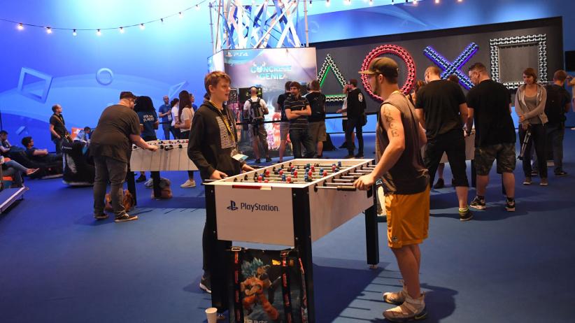 第11届科隆国际游戏展开幕