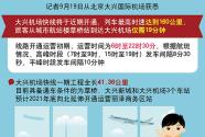 大兴机场快线将于近期开通