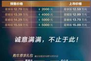 炫·耀不同 EXEED星途LX 12.59万元正式起售