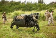 堪比牧羊犬?机器狗将陪美军士兵上战场