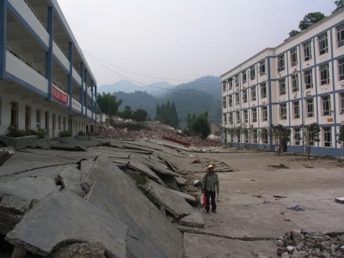 汶川地震震害
