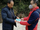 """重庆綦江党员为群众健康构筑起""""红色防线"""""""