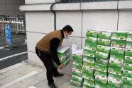 六必居食品向抗疫一线捐赠100箱酱菜
