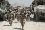 一美軍軍官在敘利亞東部遭伏擊身亡