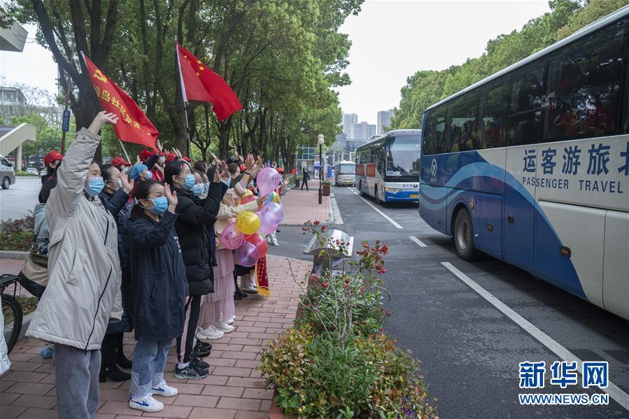 (新華全媒頭條·圖文互動)(5)上下同心,守望相助——中國抗疫眾志成城的生動實踐