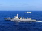 海军第34批护航编队完成任务返回三亚