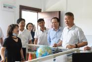 武汉大学党委书记韩进到恩施市调研扶贫工作