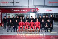 奕炫征战2020CTCC上海分站赛 勇夺四冠