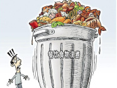 """反食品浪费要立法了,今后""""下馆子""""要注意啥?"""