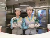高鐵戰士攜手VANCH文器庫 5萬個平安果全國甜蜜派送