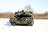 """德國采購以色列""""戰利品""""主動防御系統 將裝在豹2坦克上"""