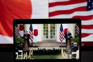 日本膽敢完全倒向美國?