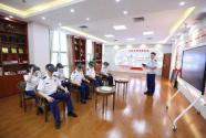科技助力,南宁消防打造5G智慧党建融课堂